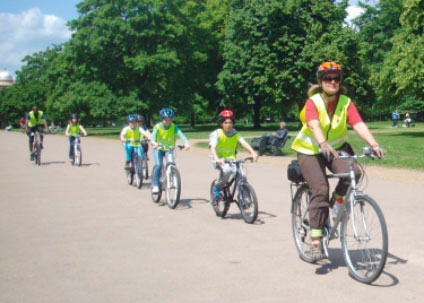 Group tours for schools - mirabici